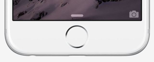 touch ID on iPhone 6
